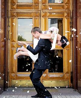 Confetti do casamento