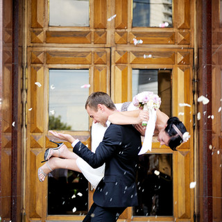 Hochzeit Konfetti