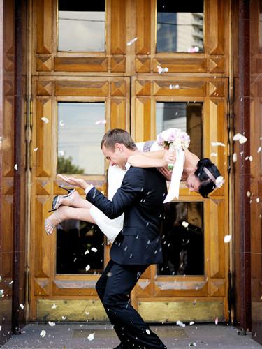Confeti de la boda