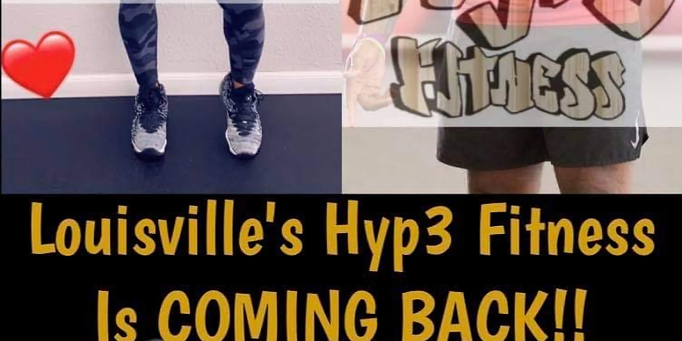 Hyp3 Fitness & Xtreme Hip-Hop with Carol