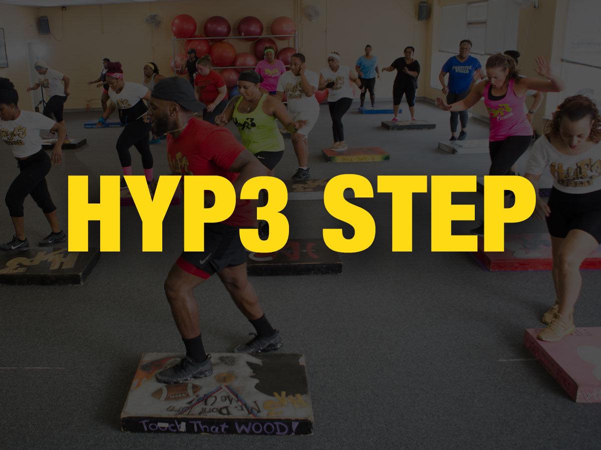 HYP3 Step