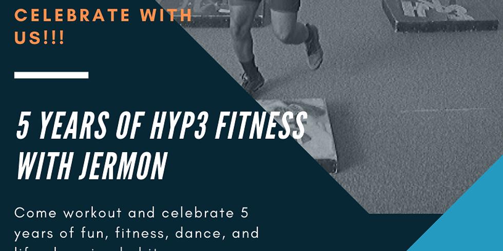 Hyp3's 5 Year Anniversary Celebration