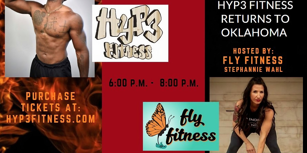Hyp3 Returns to Oklahoma