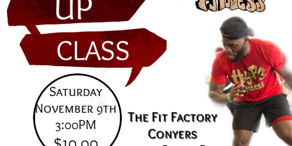Hyp3 Pop Up Class - Conyers, GA