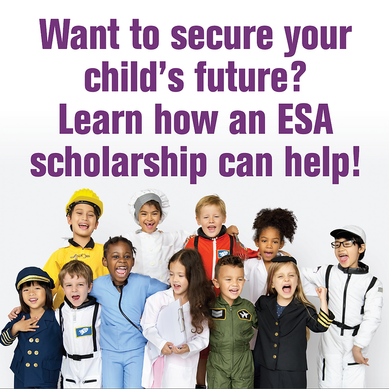 St. Joseph ESA Scholarship Town Hall