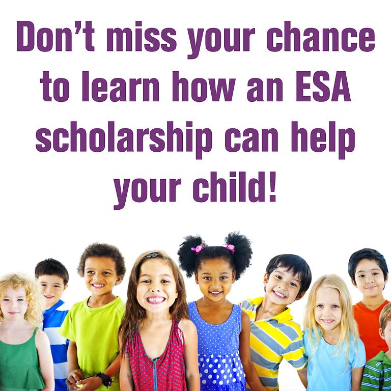 Columbia ESA Scholarship Town Hall