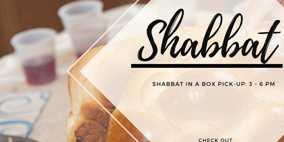 Shabbat Pick- up