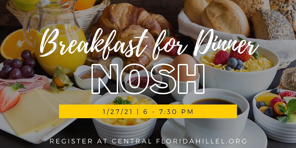 Breakfast for Dinner Nosh