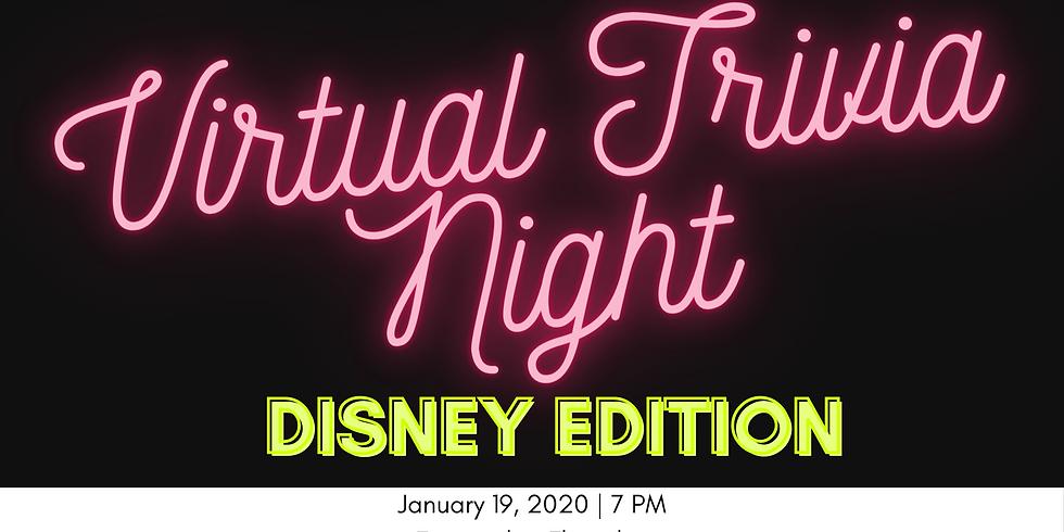 Game Show: Disney Trivia