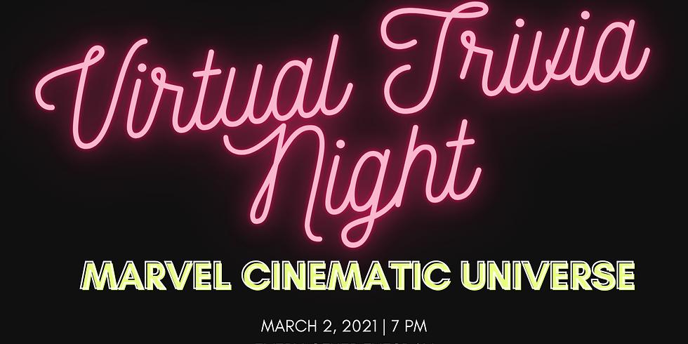 Virtual Trivia Night: Cinematic Series