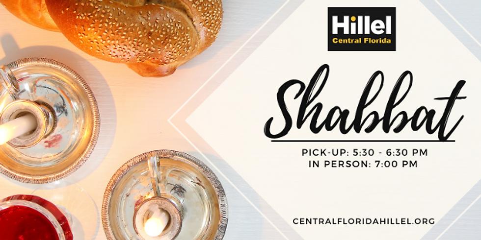 Shabbat Pick-up: 3/12