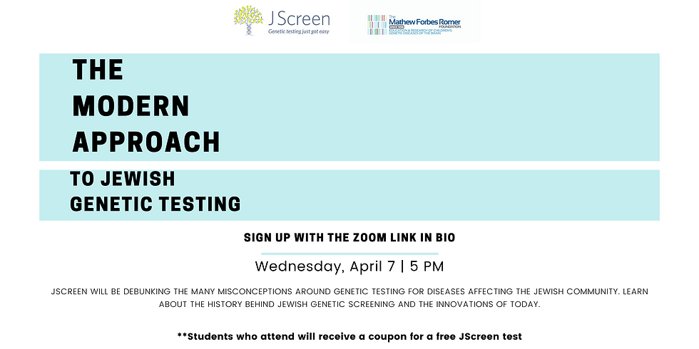 The Modern Approach to Jewish Genetic Testing