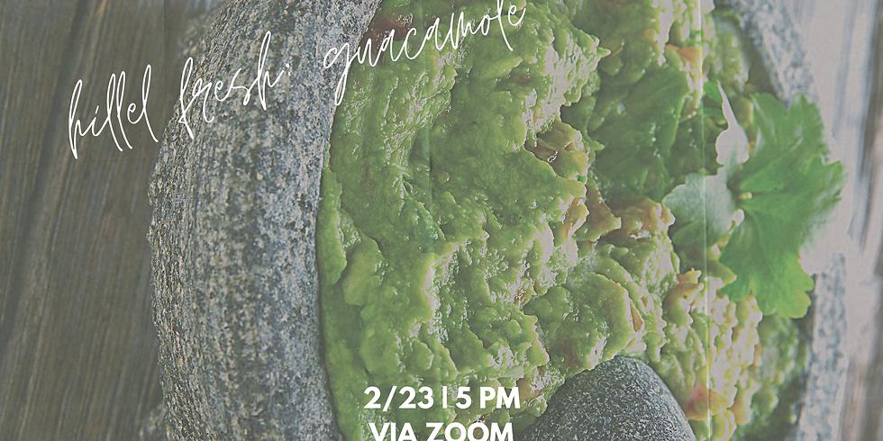 Hillel Fresh: Guacamole & Chips