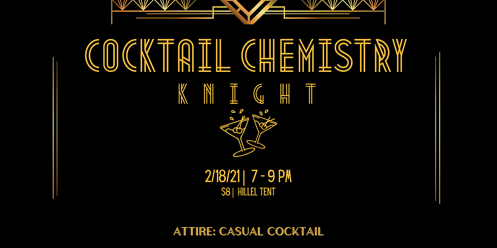 Cocktail Chemistry Knight