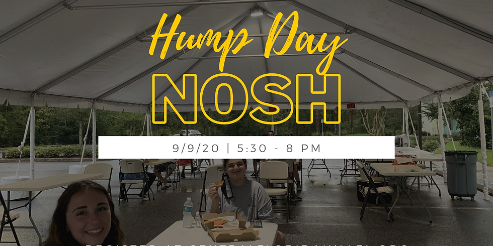 5:30 - 6:30 PM Hump Day Nosh