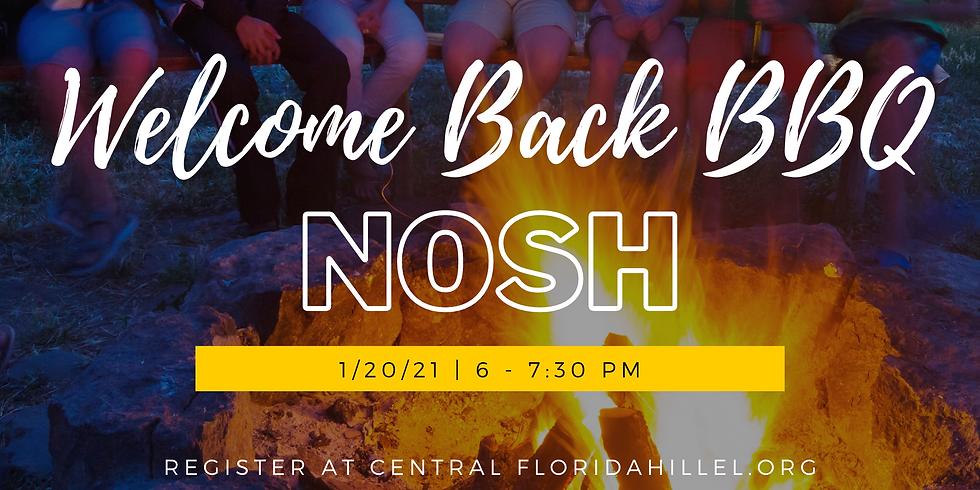 Welcome Back BBQ Nosh