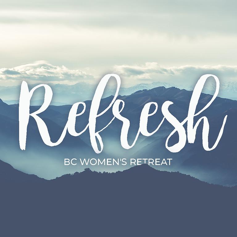 Refresh: BC Women's Retreat