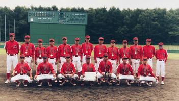 第41回記念 全道中学生軟式野球大会(出場結果)
