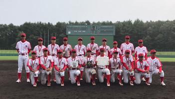第40回記念 全道中学生軟式野球大会