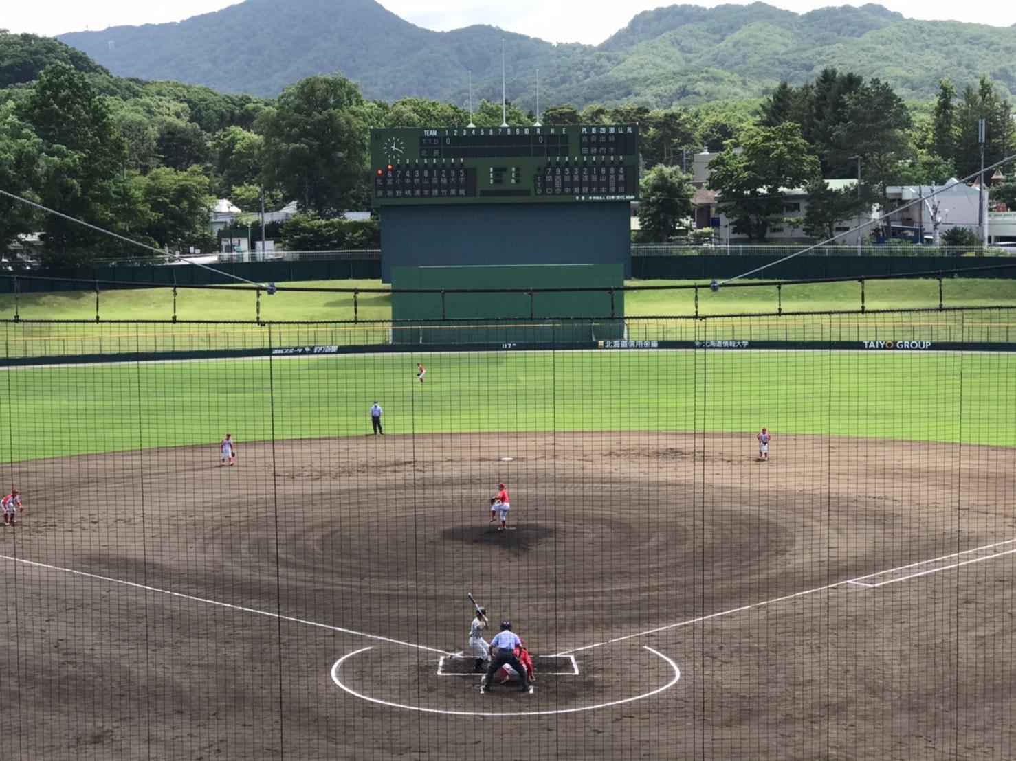 第37回 全日本少年軟式野球 札幌支部大会