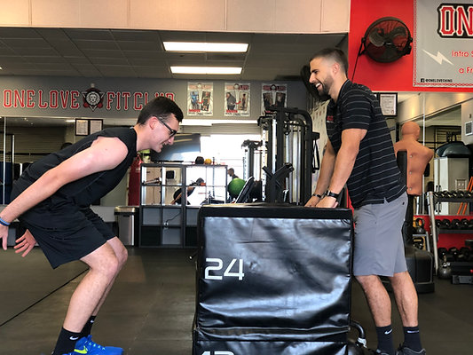 NEW CLIENT SPECIAL - PERSONAL TRAINING