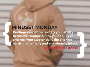 MINDSET MONDAY - Resiliency and Vulnerability