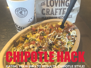 CHIPOTLE HACK - Regardless of Your Fitness-Related Goal,Chipotle Has a Solution For You!