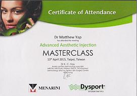 Dysport Masterclass Taipei 2015 Apr.PNG