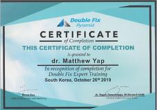 Double Fix Expert Korea 2019 Oct.PNG