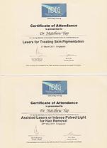 ADEG COC Laser Pigments n COC Laser or I