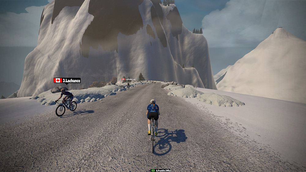 Zwift Radio tower