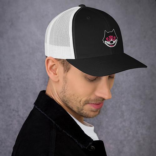 """Bag Of Tricks Cat"" Trucker Hat"