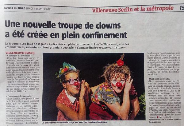 Article La Voix du Nord 04012021.jpg