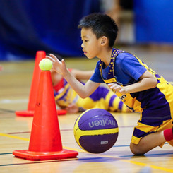 Skill based Basketball training with Top Flight