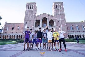 Top Flight At UCLA campus