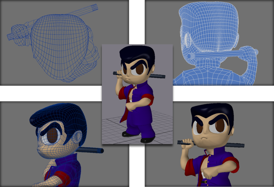 3d_mesh_study__ryan_by_chinopisces-d4tl3