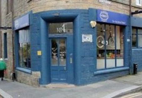 Poetry and Pints: Velocity Cafe, Inverness