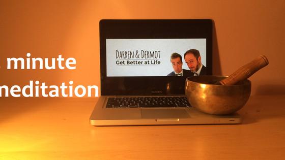 Listen - Act 1: Mindfulness - Short Meditation