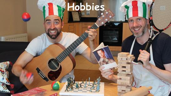 Listen - Act 8: Hobbies - Scene 1