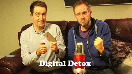 Listen - Act 2: Digital Detox - Scene 1