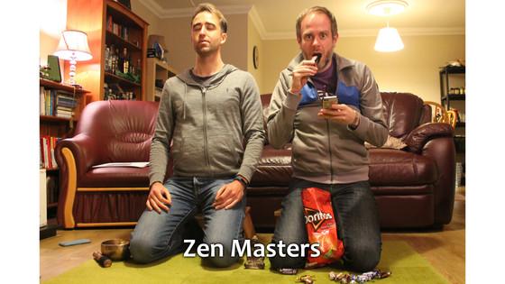 Listen - Act 1: Mindfulness - Scene 2