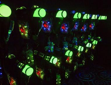 Laser Tag Ausrüstung
