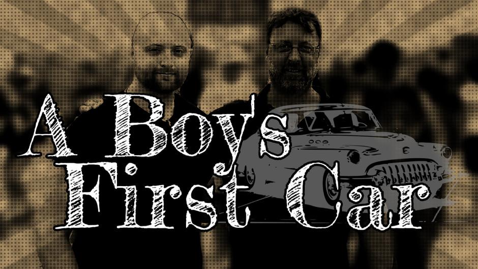 A Boy's First Car