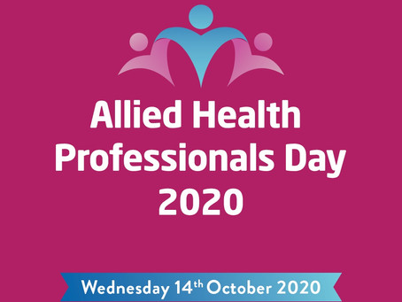 Celebrate Skin Health & Allied Health Professions Day