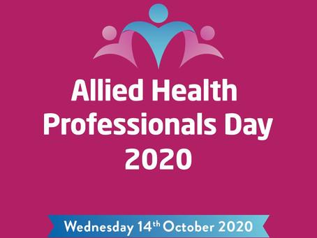 Celebrate Skin Health & Allied Health Professions Day