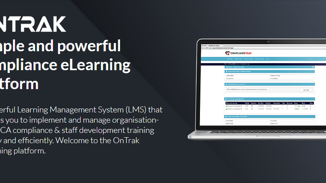 Launch of OnTrak e-Learning platform