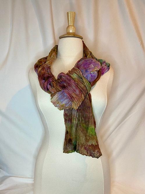 Ice Dyed Wrap #2