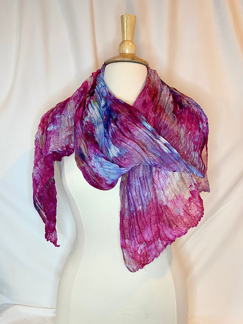 Ice Dyed Wrap #1