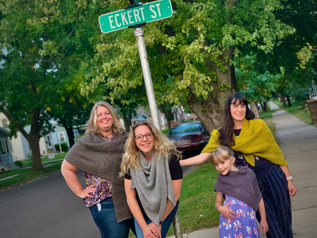 Will you join for the Eckert Street KAL?