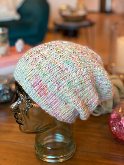 Basic Mohair Stocking Hat (2 options)